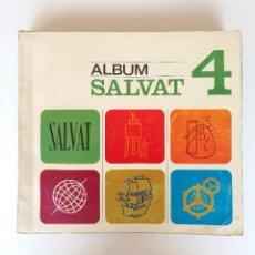 Collezionismo Álbum: ALBUM CROMOS SALVAT 4 COMPLETO. Lote 207135825