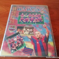 Coleccionismo Álbum: ALBUM BARÇA 90/96 DREAM TEAM A QUINTA DEL MINI. Lote 207139501