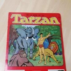Coleccionismo Álbum: ALBUM CROMOS TARZAN FHER.. COMPLETO..AÑO 1979..VERSION DIFÍCIL.. SIN PANRICO..180 CROMOS... Lote 207247088