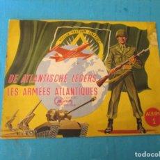 Collectionnisme Album: LES ARMEES ATLANTIQUES CHOCOLATE MEURISSE. Lote 207615041