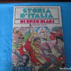 Coleccionismo Álbum: STORIA D´ITALIA ARNOLDO MONDADORI. Lote 207683562