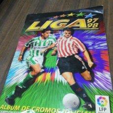 Coleccionismo Álbum: ALBUM COMPLETO. LIGA 97/ 98. COLECCIONES ESTE. VER FOTOS DE LOS 36 COLOCA. VER FOTOS.. Lote 207805686