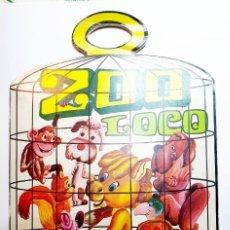Coleccionismo Álbum: ZOO LOCO ALBUM DE CROMOS COMPLETO. Lote 208021140