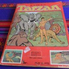 Coleccionismo Álbum: DE LA SERIE DE TV TARZAN COMPLETO 270 CROMOS. PANRICO FHER 1979. BUEN ESTADO.. Lote 208289426