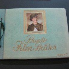 Coleccionismo Álbum: CINE-BUNTE FILM BILDER-ALBUM 7 COMPLETO-CROMOS DE ARTISTAS DE CINE-VER FOTOS-(V-20.678). Lote 208577827