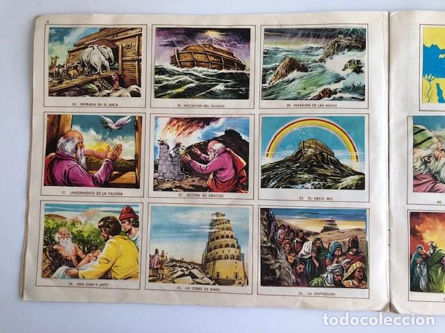 Coleccionismo Álbum: ALBUM EL ANTIGUO TESTAMENTO COMPLETO FERMA 1968 TIENE 247 CROMOS - Foto 7 - 209574147