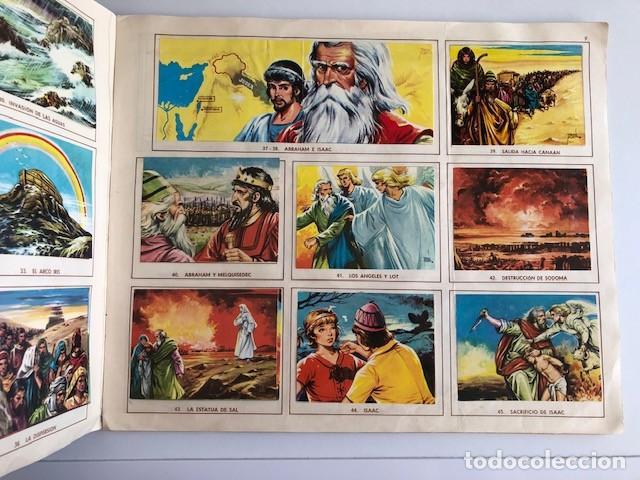 Coleccionismo Álbum: ALBUM EL ANTIGUO TESTAMENTO COMPLETO FERMA 1968 TIENE 247 CROMOS - Foto 8 - 209574147