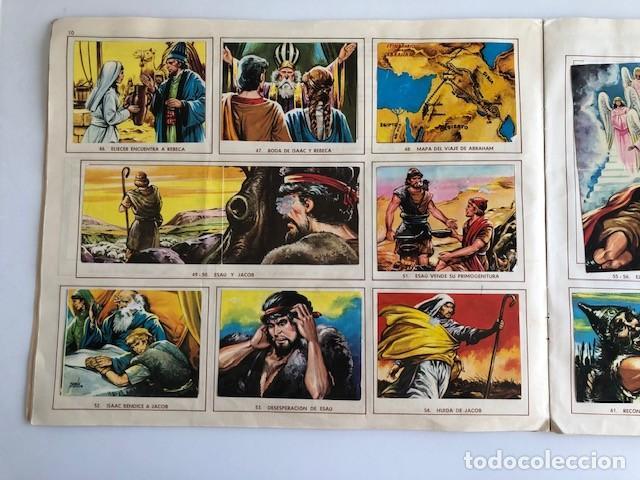 Coleccionismo Álbum: ALBUM EL ANTIGUO TESTAMENTO COMPLETO FERMA 1968 TIENE 247 CROMOS - Foto 9 - 209574147