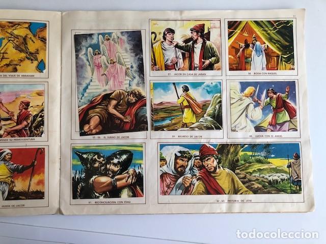 Coleccionismo Álbum: ALBUM EL ANTIGUO TESTAMENTO COMPLETO FERMA 1968 TIENE 247 CROMOS - Foto 10 - 209574147