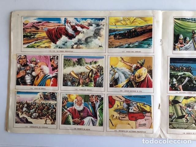 Coleccionismo Álbum: ALBUM EL ANTIGUO TESTAMENTO COMPLETO FERMA 1968 TIENE 247 CROMOS - Foto 16 - 209574147