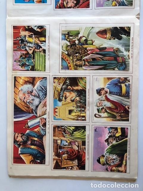 Coleccionismo Álbum: ALBUM EL ANTIGUO TESTAMENTO COMPLETO FERMA 1968 TIENE 247 CROMOS - Foto 20 - 209574147