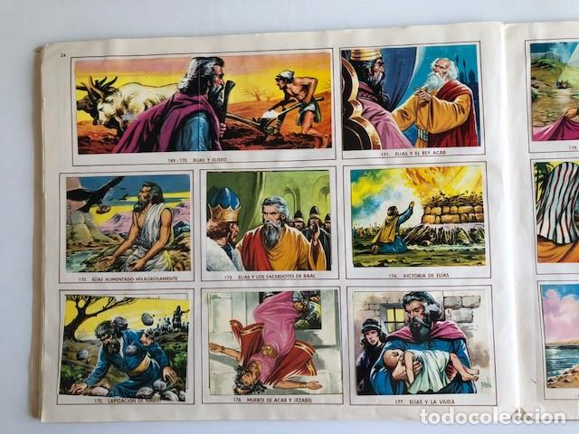 Coleccionismo Álbum: ALBUM EL ANTIGUO TESTAMENTO COMPLETO FERMA 1968 TIENE 247 CROMOS - Foto 21 - 209574147