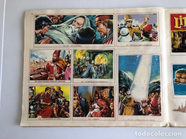 Coleccionismo Álbum: ALBUM EL ANTIGUO TESTAMENTO COMPLETO FERMA 1968 TIENE 247 CROMOS - Foto 27 - 209574147