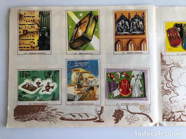 Coleccionismo Álbum: ALBUM EL ANTIGUO TESTAMENTO COMPLETO FERMA 1968 TIENE 247 CROMOS - Foto 28 - 209574147