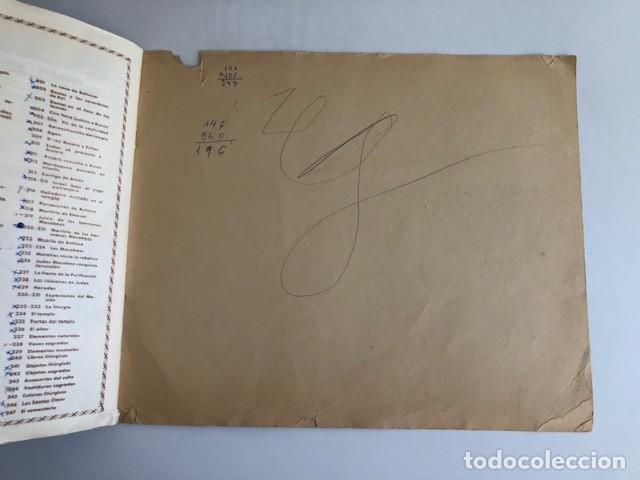 Coleccionismo Álbum: ALBUM EL ANTIGUO TESTAMENTO COMPLETO FERMA 1968 TIENE 247 CROMOS - Foto 31 - 209574147