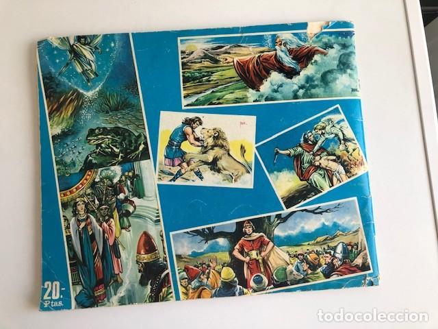 Coleccionismo Álbum: ALBUM EL ANTIGUO TESTAMENTO COMPLETO FERMA 1968 TIENE 247 CROMOS - Foto 32 - 209574147