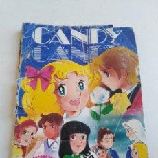 Coleccionismo Álbum: CANDY CANDY ÁLBUM COMPLETO DETERIORADO. Lote 209850007