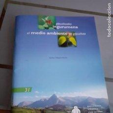 Coleccionismo Álbum: ALBUM CLUB JUVENIL COMPLETO EL MEDIO AMBIENTE. Lote 209932221