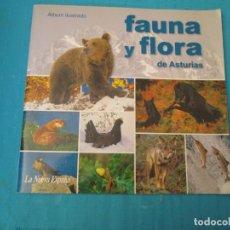 Coleccionismo Álbum: FAUNA Y FLORA DE ASTURIAS. Lote 210355337