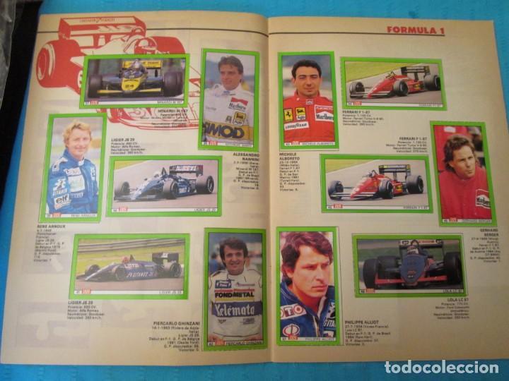 Coleccionismo Álbum: COCHES Y PILOTOS-MOTOS Y PILOTOS AS - Foto 3 - 210361031