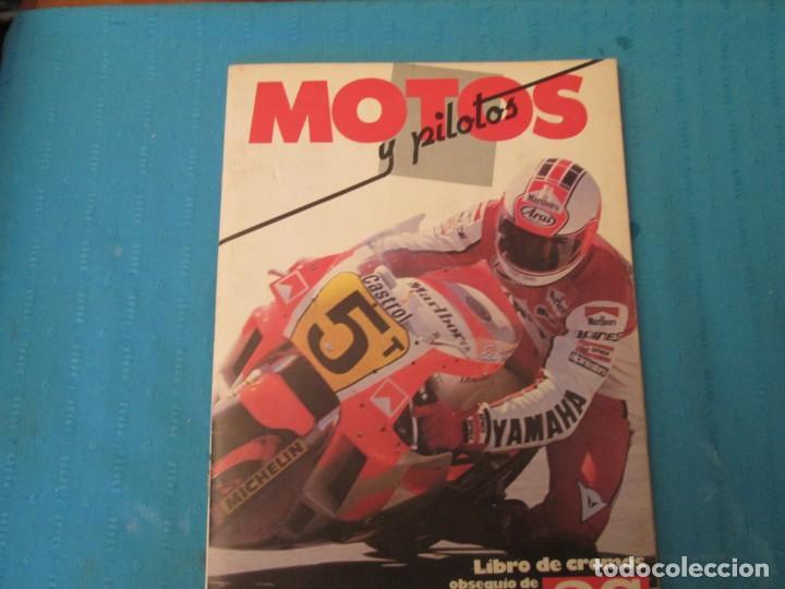 Coleccionismo Álbum: COCHES Y PILOTOS-MOTOS Y PILOTOS AS - Foto 6 - 210361031