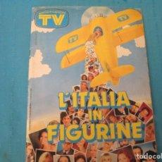 Coleccionismo Álbum: L´ITALIE IN FIGURINE. Lote 210362898