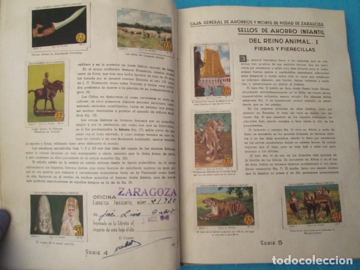 Coleccionismo Álbum: SELLOS DEL AHORRO INFANTIL - Foto 2 - 210363376