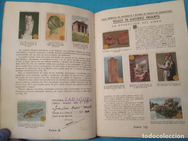 Coleccionismo Álbum: SELLOS DEL AHORRO INFANTIL - Foto 3 - 210363376