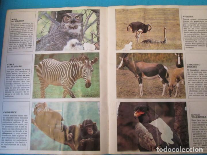 Coleccionismo Álbum: ESPECIES EN PELIGRO URBION - Foto 2 - 210363677