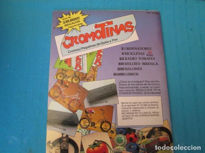 Coleccionismo Álbum: CROMOTINAS PLAZA & JANES - Foto 5 - 210367035