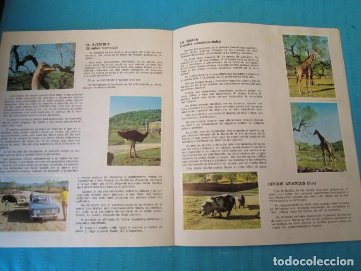 Coleccionismo Álbum: SAFARI - Foto 4 - 210367378