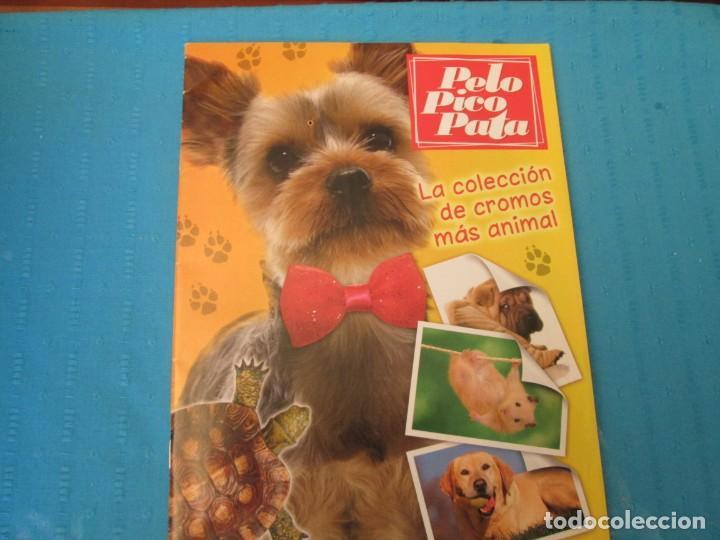 PELO PICO PATA (Coleccionismo - Cromos y Álbumes - Álbumes Completos)