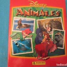 Collectionnisme Album: ANIMALES DISNEY. Lote 210378422