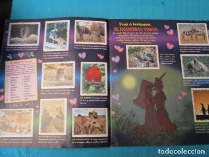 Coleccionismo Álbum: ANIMALES DISNEY - Foto 2 - 210378422