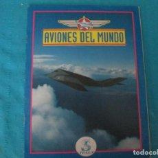 Coleccionismo Álbum: AVIONES DEL MUNDO SL ITALY. Lote 210392307