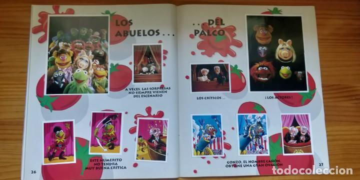 Coleccionismo Álbum: Álbum completo de Los Teleñecos - Foto 5 - 210405322