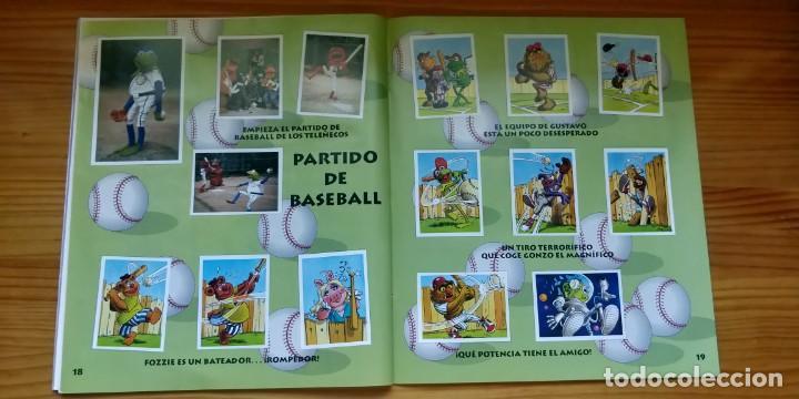 Coleccionismo Álbum: Álbum completo de Los Teleñecos - Foto 6 - 210405322