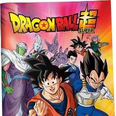 Coleccionismo Álbum: DRAGON BALL SUPER COMPLETA SIN PEGAR. Lote 210566030