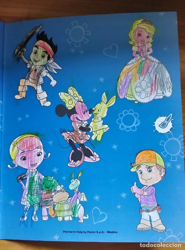 Coleccionismo Álbum: Álbum completo de Disney Junior de panini - Foto 2 - 210643269