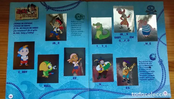 Coleccionismo Álbum: Álbum completo de Disney Junior de panini - Foto 3 - 210643269