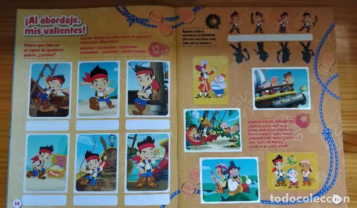 Coleccionismo Álbum: Álbum completo de Disney Junior de panini - Foto 4 - 210643269