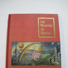Coleccionismo Álbum: LAS MARAVILLAS DEL UNIVERSO-CHOCOLATES NESTLE-ALBUM COMPLETO-VER FOTOS-(V-21.179). Lote 210962561