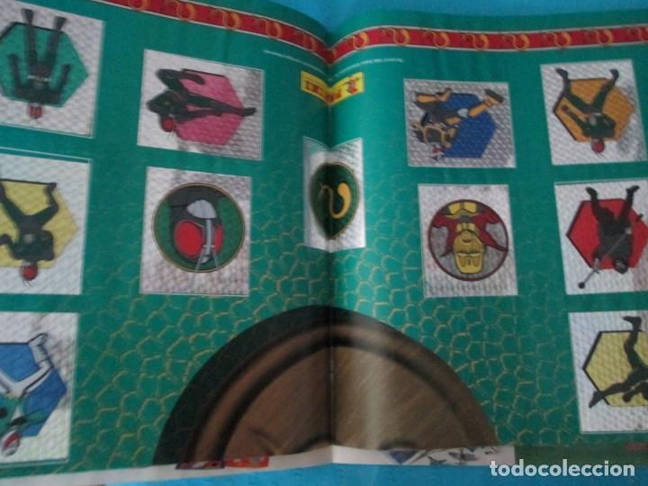 Coleccionismo Álbum: MASKED RIDER - Foto 3 - 211482984