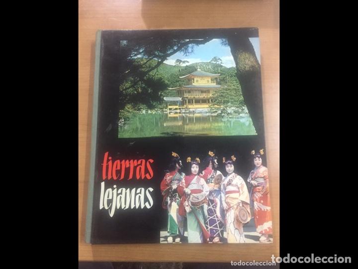NESTLÉ TIERRAS LEJANAS (COMPLETO) (Coleccionismo - Cromos y Álbumes - Álbumes Completos)