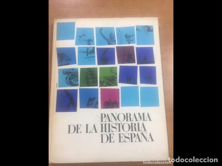 NESTLÉ PANORAMA DE LA HISTORIA DE ESPAÑA (COMPLETO) (Coleccionismo - Cromos y Álbumes - Álbumes Completos)