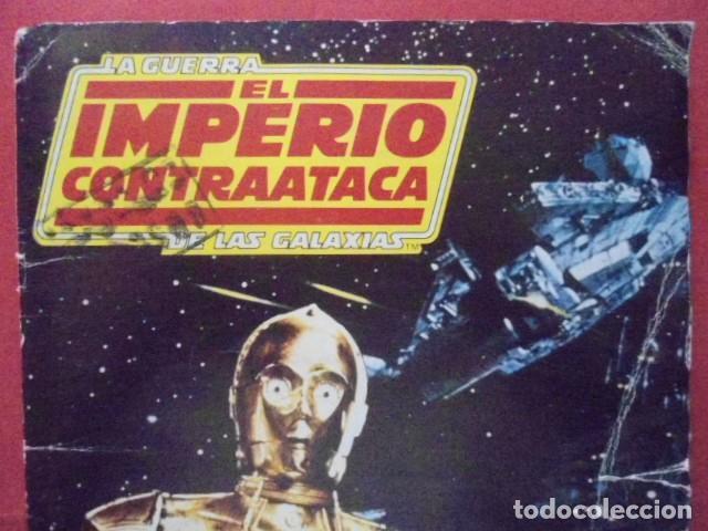 Coleccionismo Álbum: FHER EL IMPERIO CONTRAATACA 1980 ALBUM COMPLETO - Foto 2 - 213241096