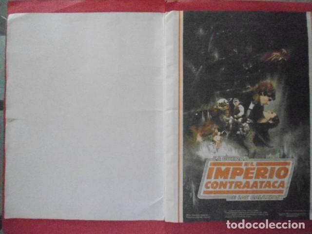 Coleccionismo Álbum: FHER EL IMPERIO CONTRAATACA 1980 ALBUM COMPLETO - Foto 4 - 213241096