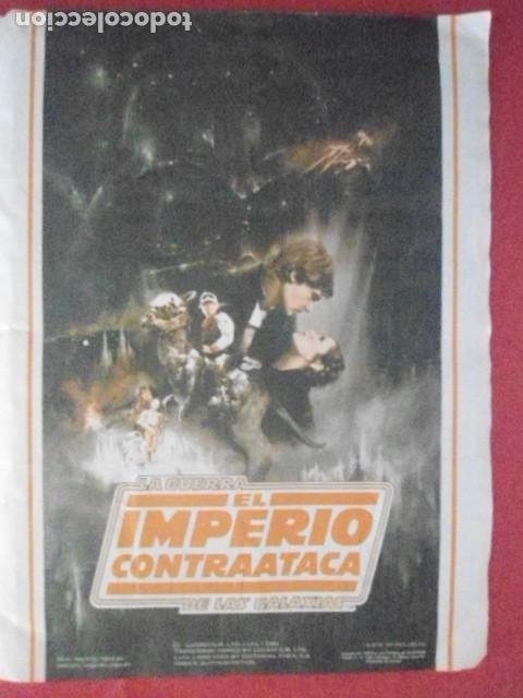 Coleccionismo Álbum: FHER EL IMPERIO CONTRAATACA 1980 ALBUM COMPLETO - Foto 6 - 213241096