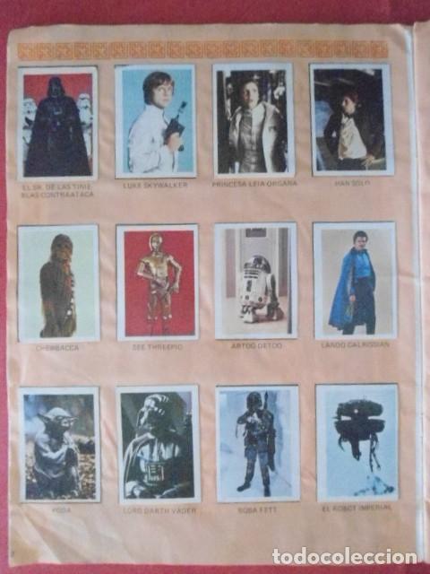 Coleccionismo Álbum: FHER EL IMPERIO CONTRAATACA 1980 ALBUM COMPLETO - Foto 7 - 213241096