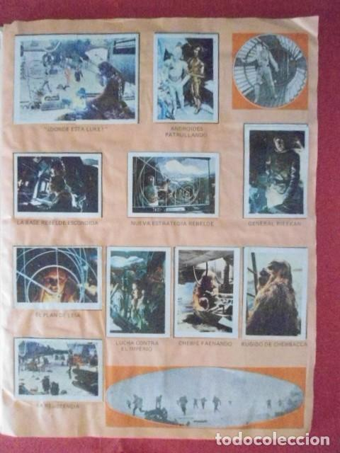 Coleccionismo Álbum: FHER EL IMPERIO CONTRAATACA 1980 ALBUM COMPLETO - Foto 8 - 213241096